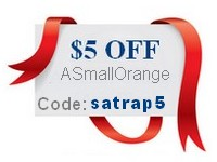$5 Off hosting on A Small Orange
